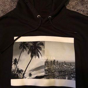 a6c472fc9 la familia Shirts - La Familia hoodie Men's M